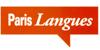 logo paris langues